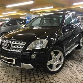 MERCEDES-BENZ ML350 AMG 2010