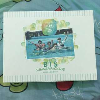 [WTS] BTS SUMMER PACKAGE 2015
