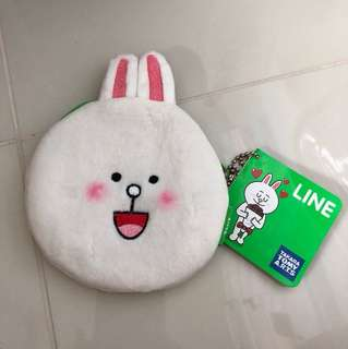 [Brand New] Line Coin Pouch