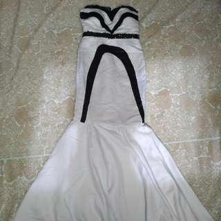 Long Gown (Mermaid)