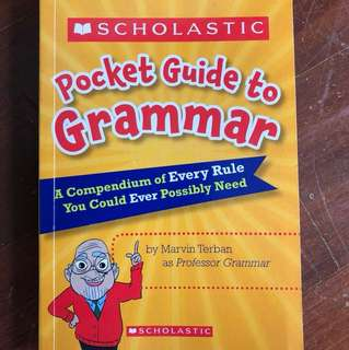 Pocket Guide to Grammar