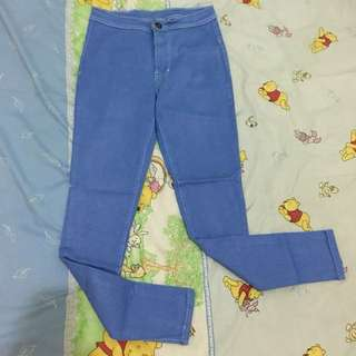 HW Jeans Classic Blue