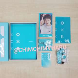 Wanna One official membership Photobook (Ready stock - First come first serve)