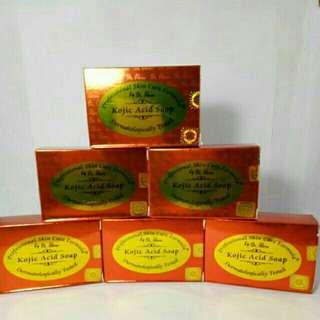 Dr.Alvin Kojic acid soap
