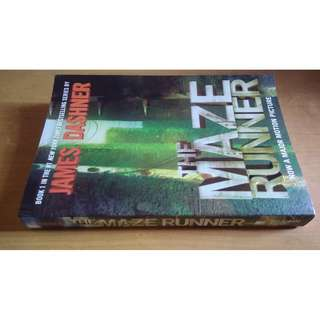 Novel The Maze Runner