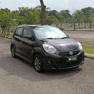Myvi 2012 SE 1.5 auto