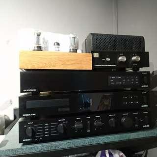 Audiolab 8000C 8000M 8000DAC