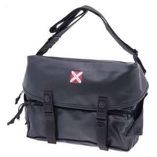 Porter Luggage Label Shoulder Bag