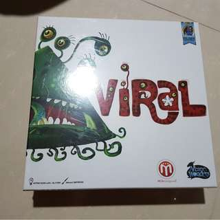 Viral Brand New Board Game