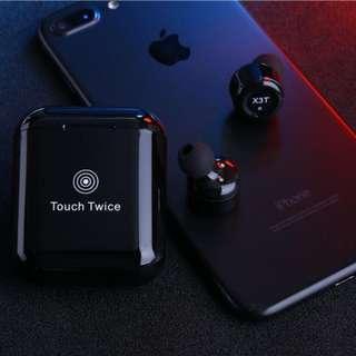 ★★ X3T ★★ ( X2T Upgrade ) Superb Sound Quality Bluetooth Wireless Heaphone