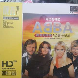ABBA Classic Whole Record