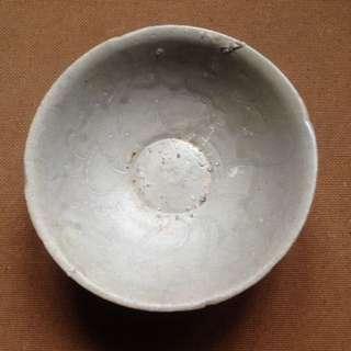 Sung green celadon bowl