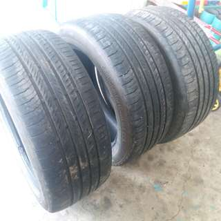Used Continental Tyer 195/50R/15