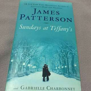 Sunday's at Tiffany's by James Patterson