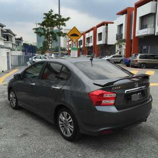 Honda City 1.5Auto 2013 full spec