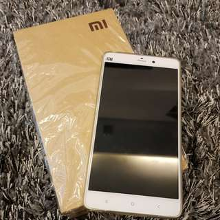 Xiaomi Mi Note 1 64GB White Original Set