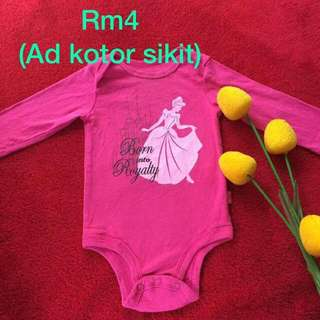 baju baby 3-6 month