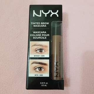 SALE! NYX Tinted Brow Mascara (Chocolate)