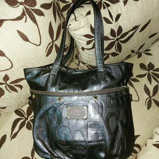 Shoulder Bag Leather Marc Jacobs
