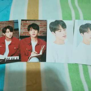 BTS Mediheal Mask Photocard