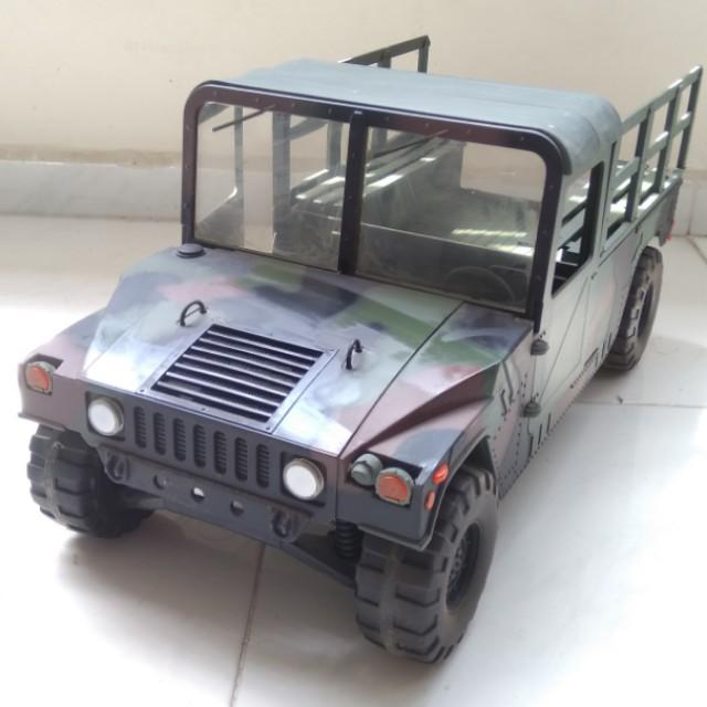 1 6 Scale Humvee Hummer Military Vehicle Toys Games Bricks