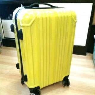 """20"""" 4輪 硬殼旅行喼 4 wheels luggage"""