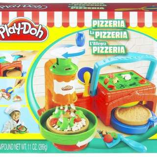 Playdoh Pizza Maker