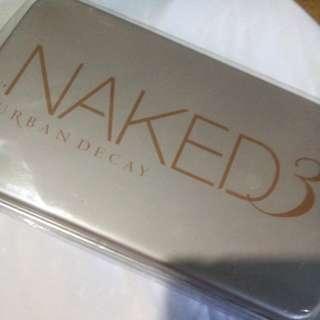 Naked Make Up Brush Set