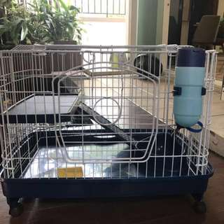 Rabbit/Guinea pig/small animal's Cage