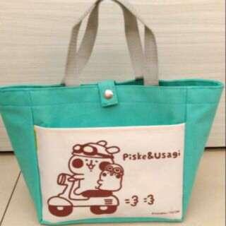 🚚 卡納赫拉餐袋 便當袋 手提袋 環保袋