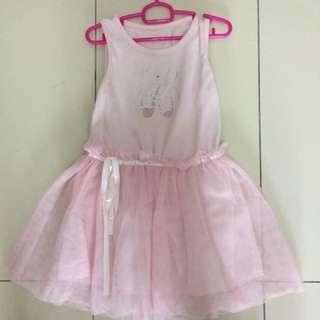 Tutu pink dress 2t