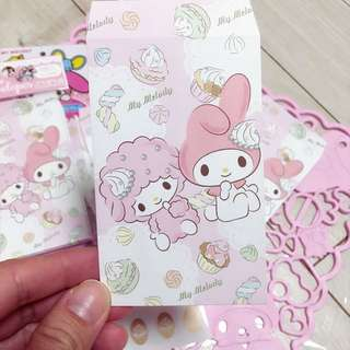 My Melody red packet