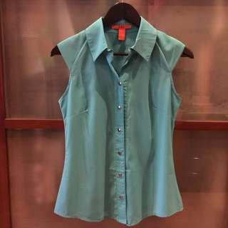 CRL green shirt