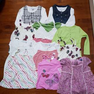 Girls Tops for 3 Year Old