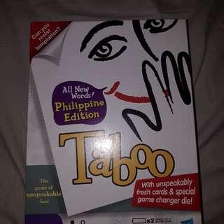 Taboo (Philippine edition)