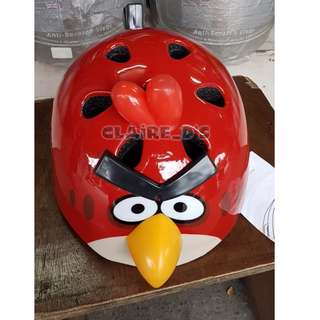 Angry Birds Bicycle Helmet for Kids