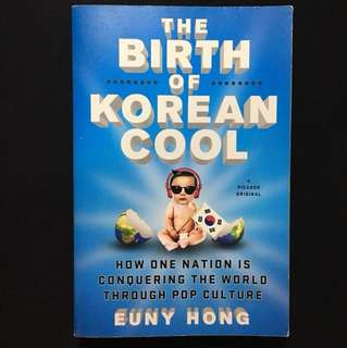 UPDATED PRICE - The Birth of Korean Cool