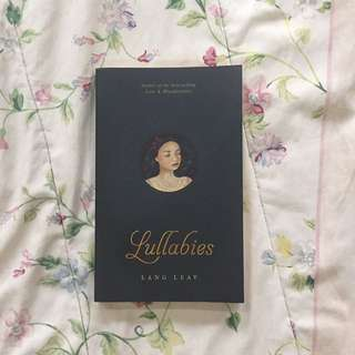 'Lullabies' by Lang Leav
