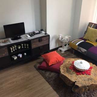 Nature Inspired One Bedroom Condo Unit In Tagaytay