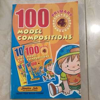 100 Model Compositions for Primary 4