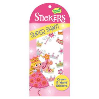 PEACEABLE KINGDOM GLITTER STICKER