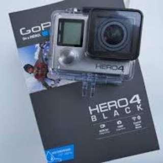 GoPro Hero 4 Bisa Di Kredit Hanya 30 Menit