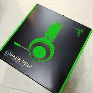 Razer Kraken Pro V2 綠色