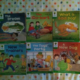 Oxford Reading Tree Stage 2 Complete Set of Readers