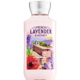French Lavander & Honey