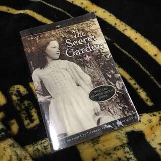 The Secret Garden by Frances Burnett