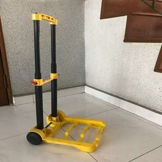 Foldable Trolley (ext ht to approx 90cm)