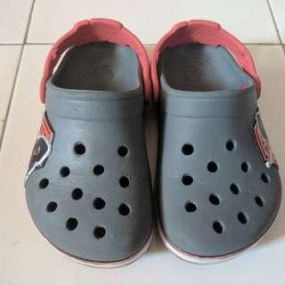Crocs Kids Star Wars Kylo Ren (Size J1) Glow in the Dark Lightsaber