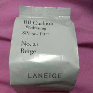 Laneige BB Cushion Whitening Refill Only