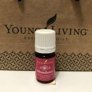Young Living Essential Oil abundance 5ml